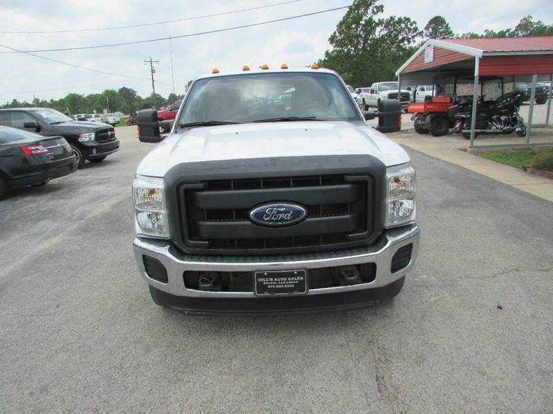 2013 Ford F-350 Super Duty 4x4 XL 4dr Crew Cab 176 in. WB DRW Chassis - Salem AR