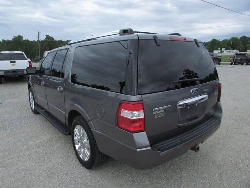 2011 Ford Expedition EL 4x4 Limited 4dr SUV - Salem AR
