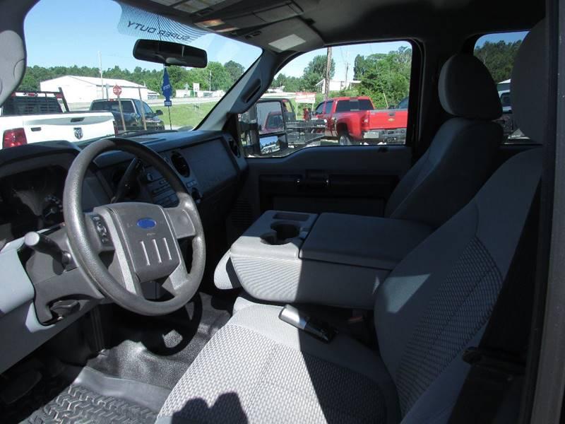 2015 Ford F-250 Super Duty 4x4 XL 4dr Crew Cab 6.8 ft. SB Pickup - Salem AR
