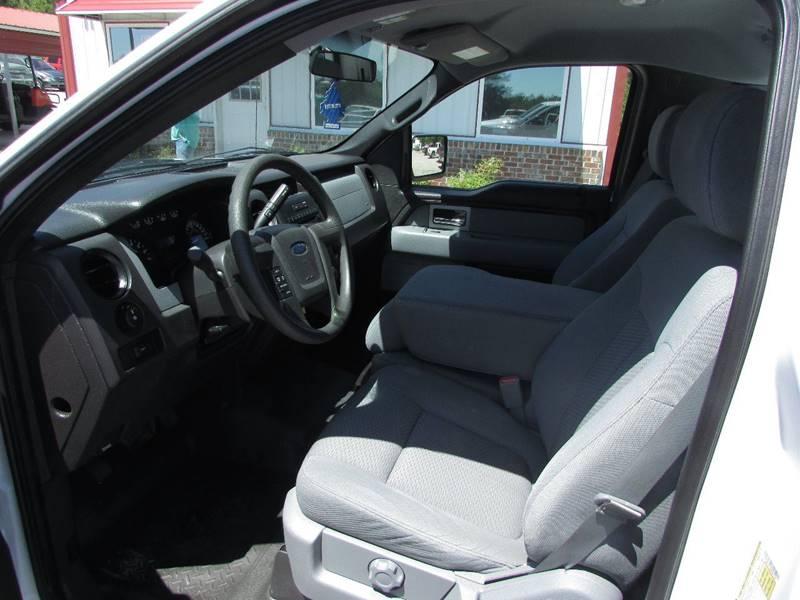 2011 Ford F-150 4x2 XL 2dr Regular Cab Styleside 8 ft. LB - Salem AR