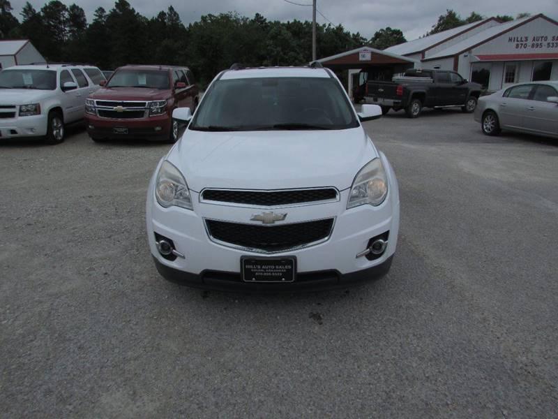 2010 Chevrolet Equinox LT 4dr SUV w/2LT - Salem AR