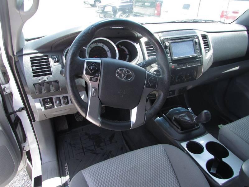 2014 Toyota Tacoma 4x4 4dr Access Cab 6.1 ft SB 5M - Salem AR