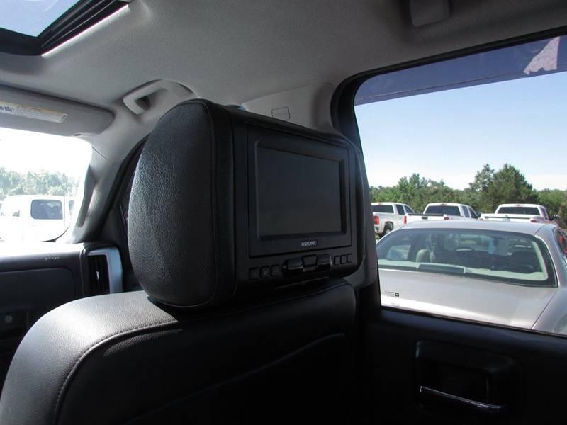 2014 GMC Sierra 1500 4x4 SLT 4dr Crew Cab 5.8 ft. SB - Salem AR