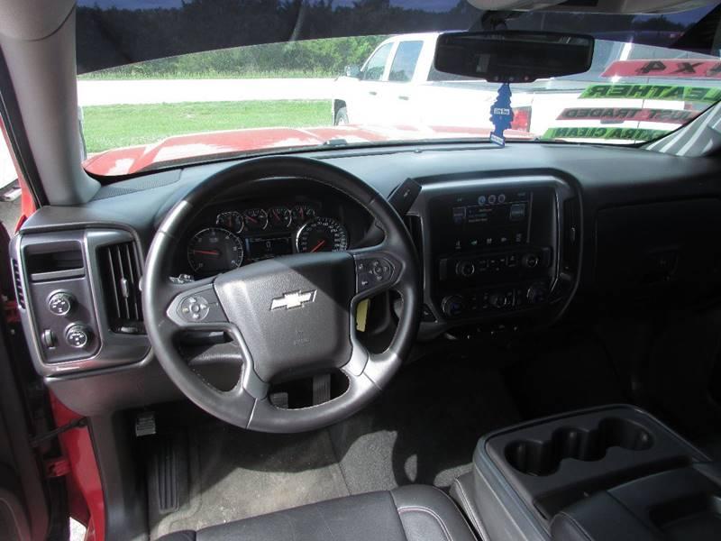 2014 Chevrolet Silverado 1500 4x4 LT 4dr Crew Cab 6.5 ft. SB - Salem AR