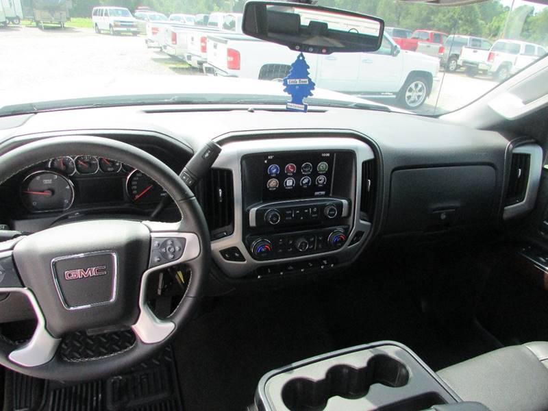 2016 GMC Sierra 2500HD 4x4 SLE 4dr Crew Cab SB - Salem AR