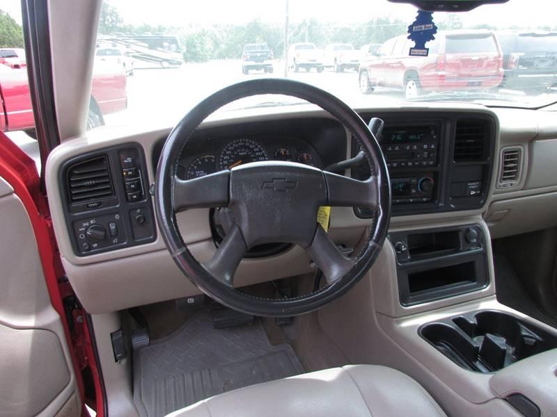2004 Chevrolet Silverado 3500 4dr Extended Cab LT 4WD LB DRW - Salem AR
