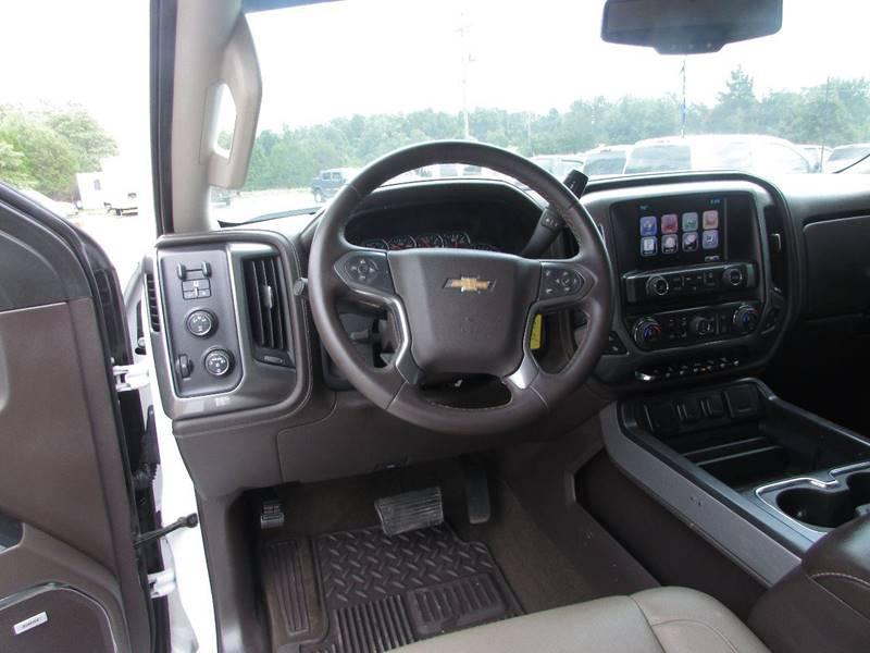 2015 Chevrolet Silverado 2500HD 4x4 LTZ 4dr Crew Cab SB - Salem AR