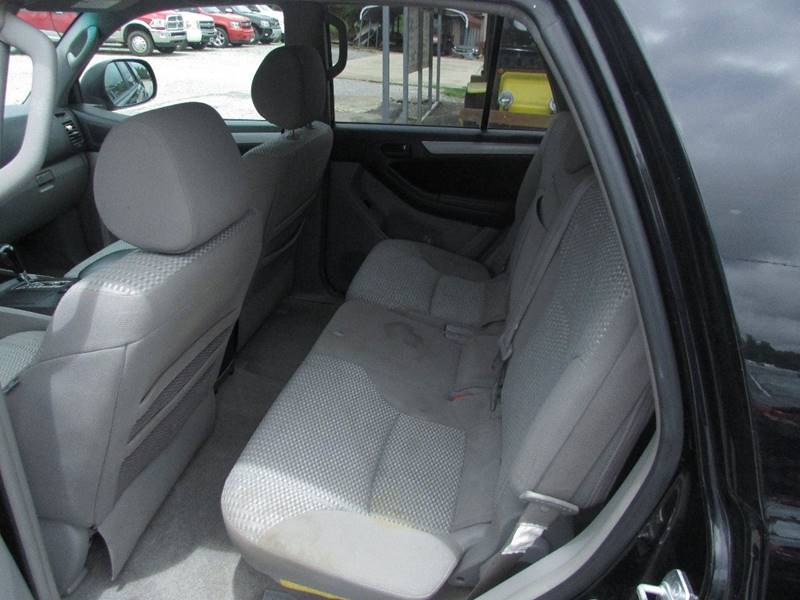 2008 Toyota 4Runner AWD SR5 4dr SUV (4.7L V8) - Salem AR
