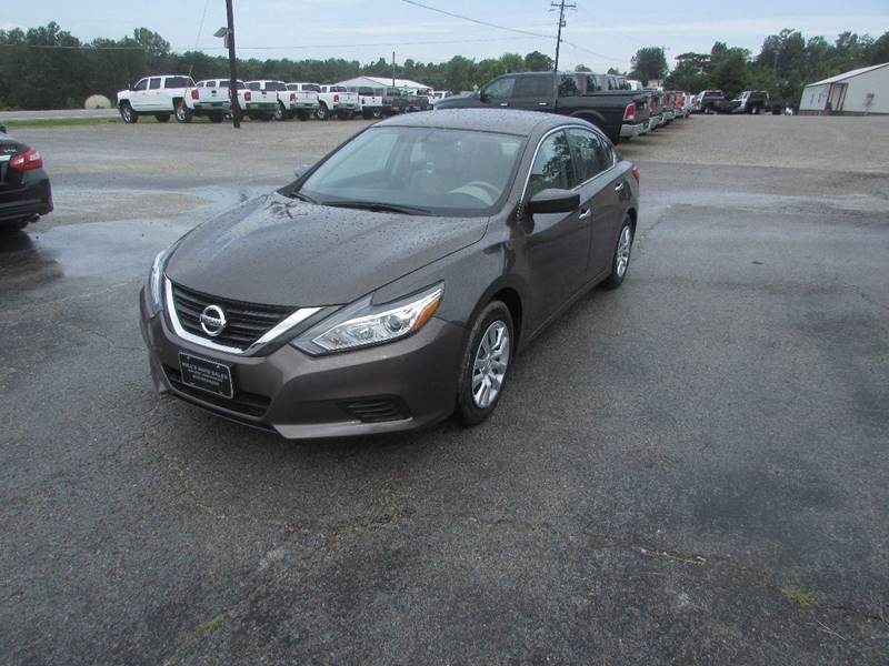 2016 Nissan Altima 2.5 4dr Sedan - Salem AR