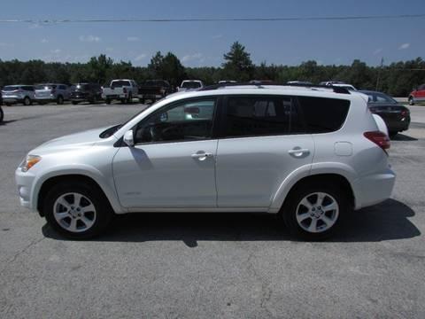 2010 Toyota RAV4 for sale in Salem, AR
