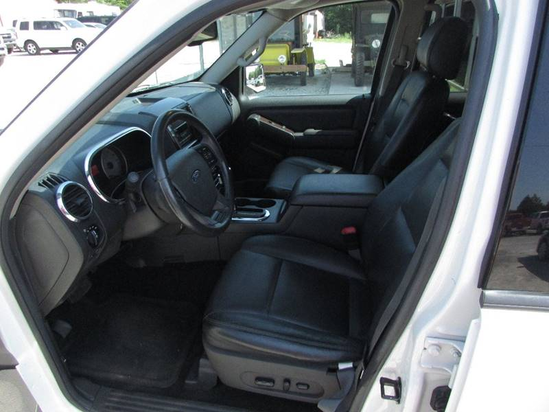 2007 Ford Explorer Limited 4dr SUV 4WD V6 - Salem AR