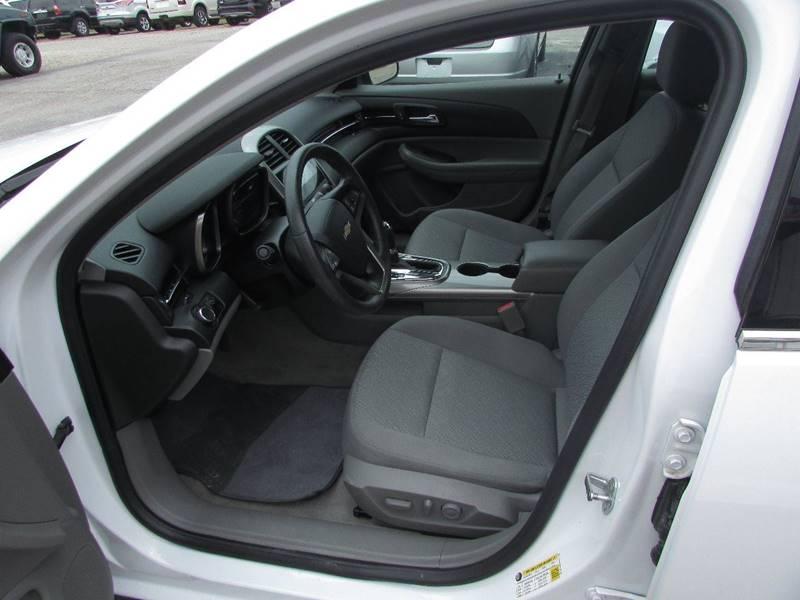 2013 Chevrolet Malibu LS Fleet 4dr Sedan - Salem AR