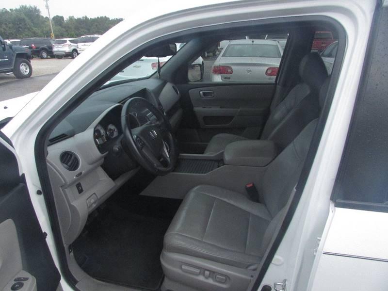 2011 Honda Pilot EX-L 4dr SUV - Salem AR