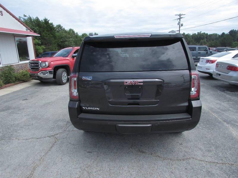 2015 GMC Yukon 4x4 SLT 4dr SUV - Salem AR