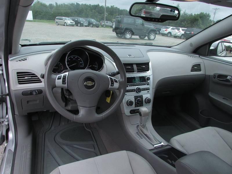 2012 Chevrolet Malibu LT 4dr Sedan w/2LT - Salem AR
