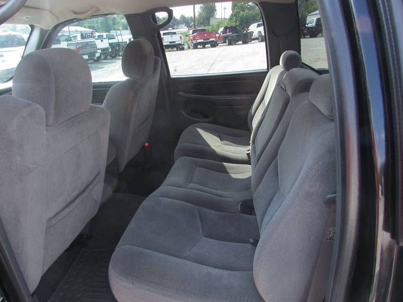 2007 Chevrolet Silverado 1500 Classic LS2 4dr Crew Cab 4WD 5.8 ft. SB - Salem AR