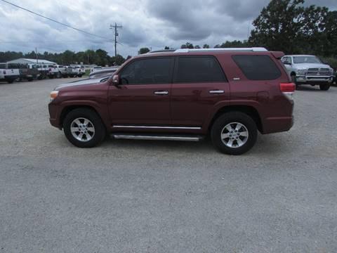 2011 Toyota 4Runner for sale in Salem, AR