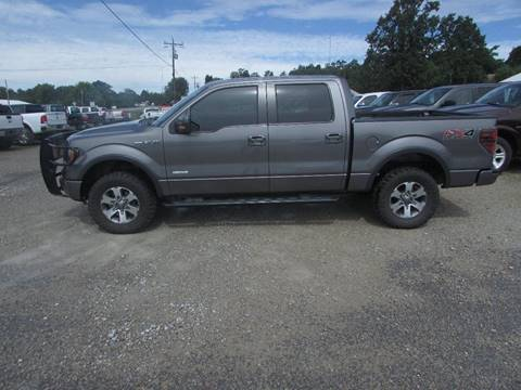 2012 Ford F-150 for sale at Hills Auto Sales in Salem AR
