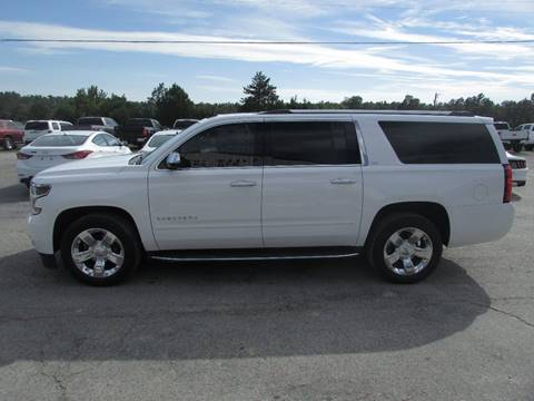 2015 Chevrolet Suburban for sale at Hills Auto Sales in Salem AR