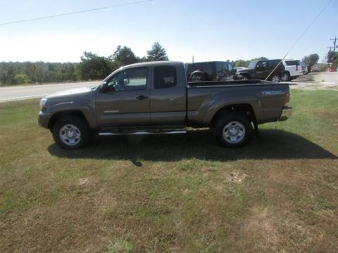 2013 Toyota Tacoma for sale at Hills Auto Sales in Salem AR