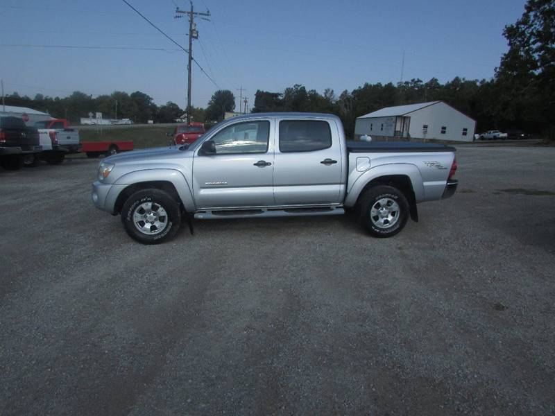 2008 Toyota Tacoma for sale at Hills Auto Sales in Salem AR