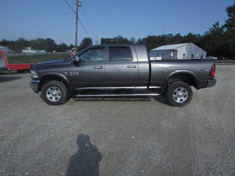 2015 RAM Ram Pickup 2500 for sale at Hills Auto Sales in Salem AR