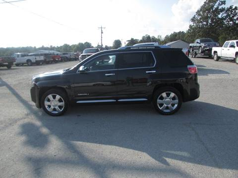 2013 GMC Terrain for sale at Hills Auto Sales in Salem AR