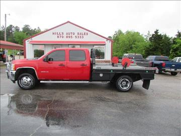 2013 Chevrolet Silverado 3500HD for sale in Salem, AR