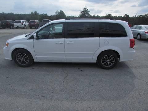 2017 Dodge Grand Caravan for sale in Salem, AR