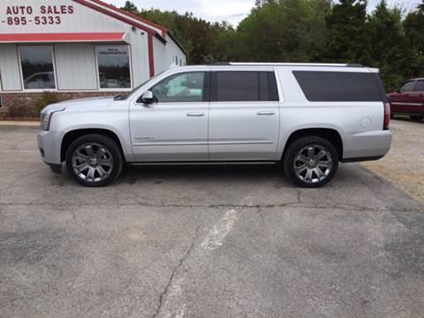 2015 GMC Yukon XL for sale in Salem, AR