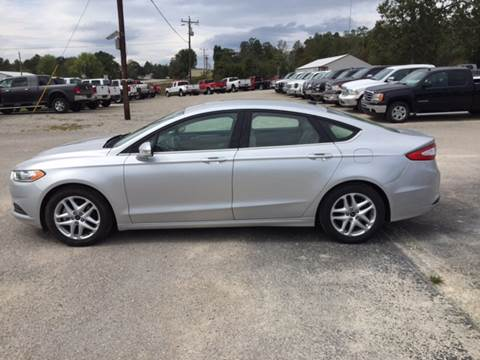 2016 Ford Fusion for sale in Salem, AR
