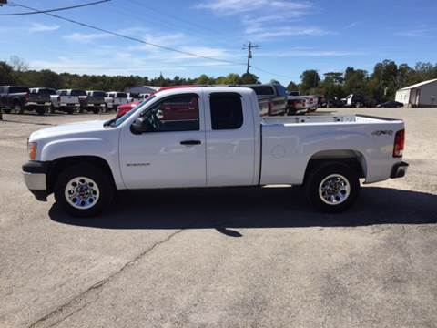 2011 GMC Sierra 1500 for sale at Hills Auto Sales in Salem AR