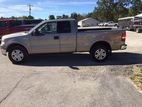 2004 Ford F-150 for sale at Hills Auto Sales in Salem AR
