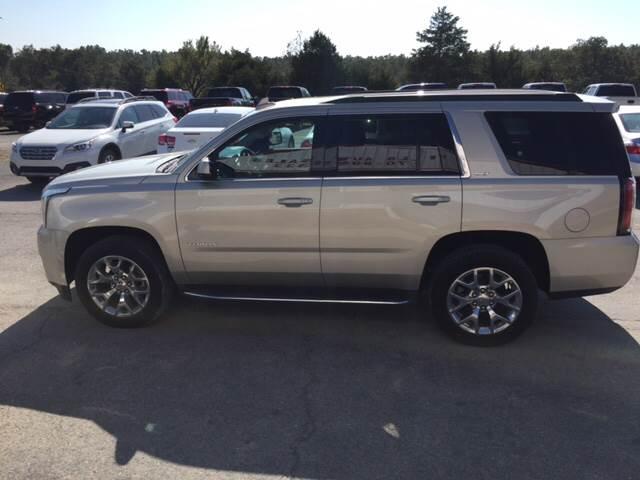 2015 GMC Yukon for sale at Hills Auto Sales in Salem AR