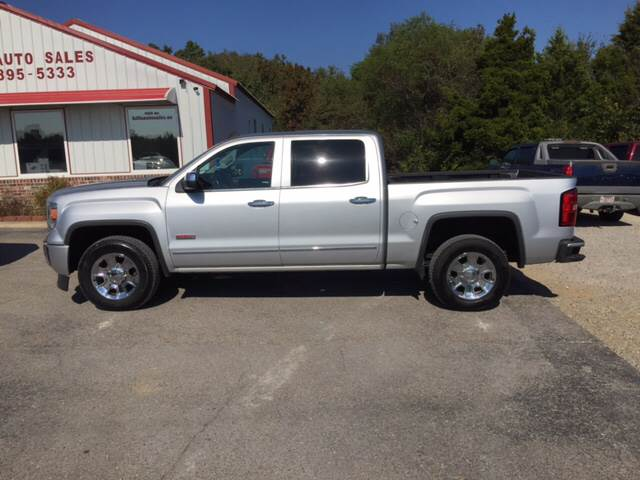 2014 GMC Sierra 1500 for sale at Hills Auto Sales in Salem AR