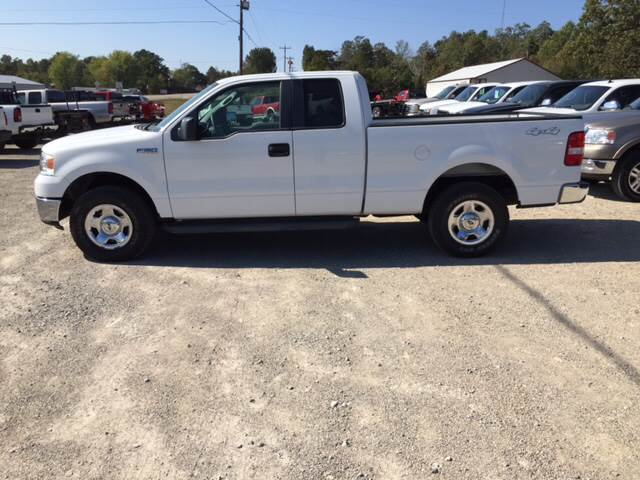 2007 Ford F-150 for sale at Hills Auto Sales in Salem AR
