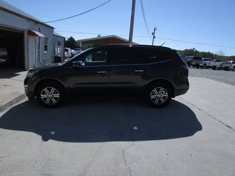 2017 Chevrolet Traverse for sale at Hills Auto Sales in Salem AR