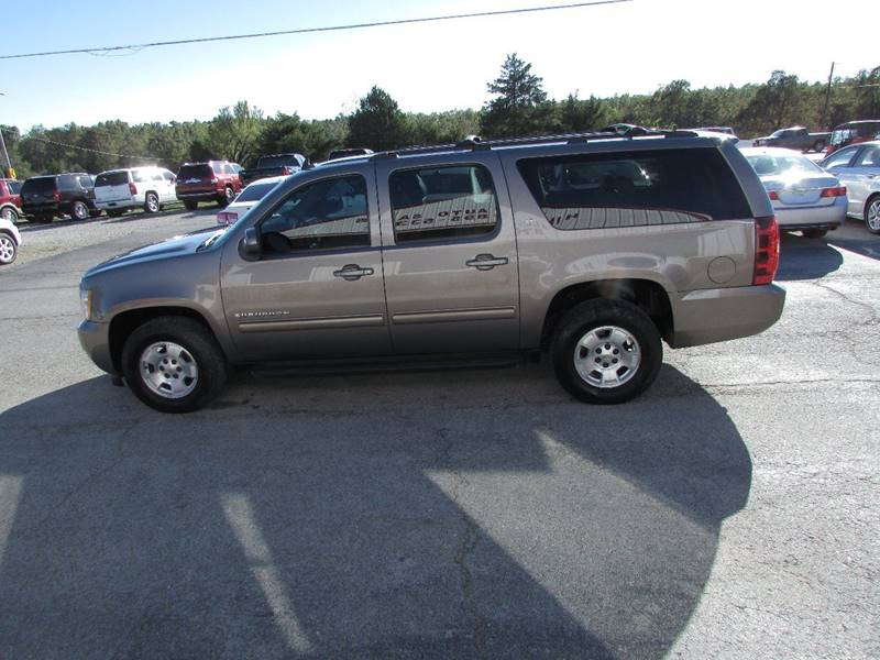 2012 Chevrolet Suburban for sale at Hills Auto Sales in Salem AR
