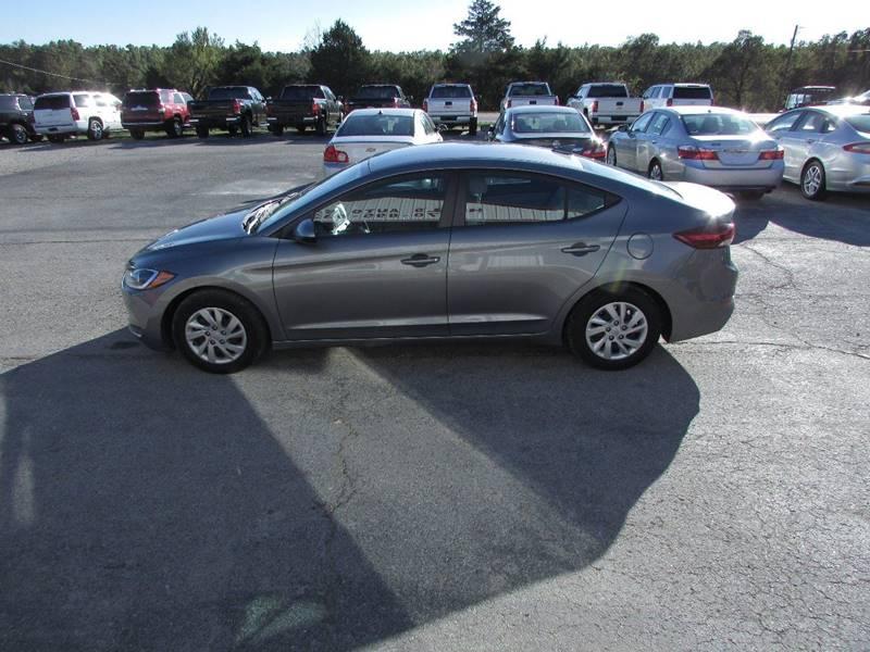 2017 Hyundai Elantra for sale at Hills Auto Sales in Salem AR