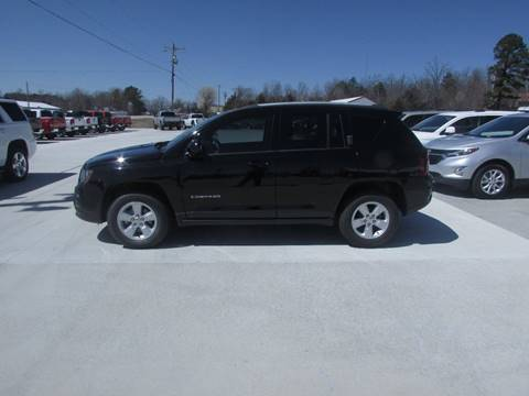 2017 Jeep Compass for sale in Salem, AR