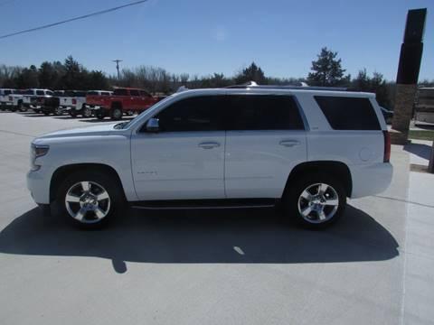 2016 Chevrolet Tahoe for sale in Salem, AR