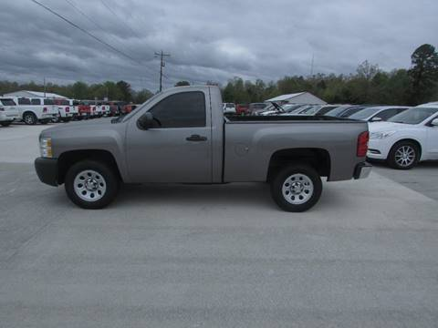 2013 Chevrolet Silverado 1500 for sale in Salem, AR