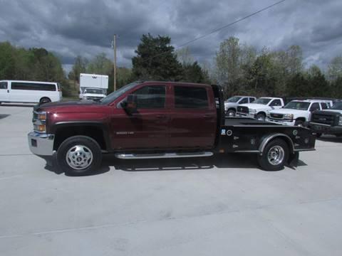 2016 Chevrolet Silverado 3500HD CC for sale in Salem, AR