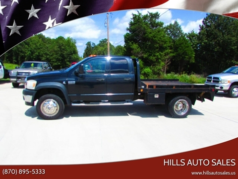 2008 Sterling Bullet Chassis 5500 for sale in Salem, AR