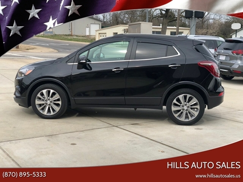 2019 Buick Encore for sale at Hills Auto Sales in Salem AR