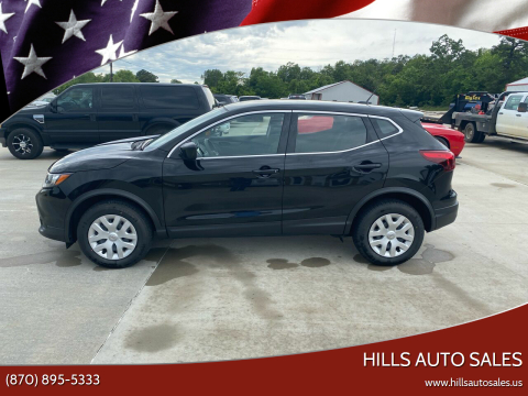 2019 Nissan Rogue Sport for sale at Hills Auto Sales in Salem AR