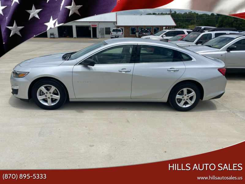 2019 Chevrolet Malibu for sale at Hills Auto Sales in Salem AR