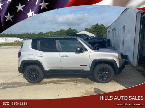2018 Jeep Renegade for sale at Hills Auto Sales in Salem AR