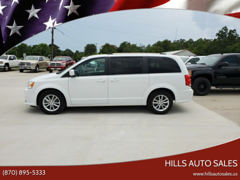 2018 Dodge Grand Caravan for sale at Hills Auto Sales in Salem AR