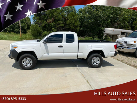 2016 Toyota Tacoma for sale at Hills Auto Sales in Salem AR